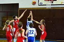 Basketbalisté Kolína nevyhráli, nemají se však za co stydět