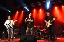 Slávu kapely Led Zeppelin připomněl revival band z Brna.
