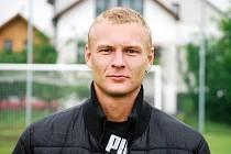 Asistent trenéra Liblic Miroslav Doležal