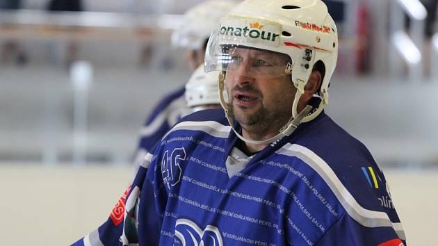 Hokejista Jiří Kadlec.