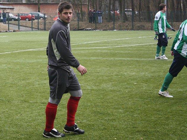 Miroslav Müller, autor hattricku.