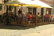 Městská památková rezervace v Kolíně.