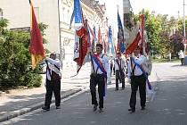 Na pět stovek členů Svobodné obce baráčnické se sjelo do Kolína, aby zde společně oslavilo sto čtyřicáté výročí svého založení