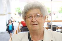 Sbormistryně Jaa Blažková.