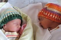 Kristýna a Anna Březinovy přišly na svět 4. října 2016. Kristýnka po porodu měřila 47 centimetrů a vážila 2255 gramů, Anička se chlubila výškou 44 centimetry a váhou 2000 gramů. Své dvojnásobné štěstí si maminka Romana a tatínek Jan odvezli do Hradišťka I
