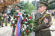 Lidé vzpomínali na oběti totalitních režimů