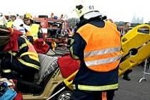 Při samotném zásahu jsou pro hasiče nosítka nepostradatelná. Zachraňují lidské životy.