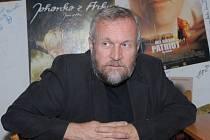 Jan Novák přivezl do Kolína film