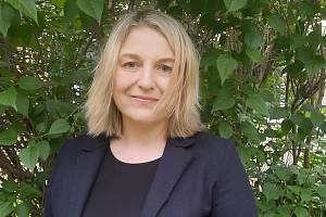 Výkonná ředitelka říčanského spolku Rozum a Cit Daniela Kuhnová.