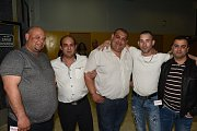Romům tentokrát vyhrávala kapela Negativ Daša.