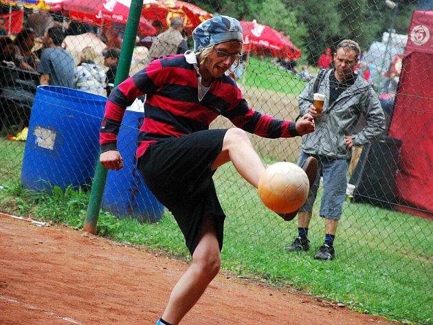 Z nohejbalového turnaje Festonda Cup
