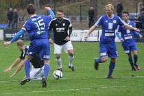 Z utkání FK Kolín - Zbuzany (2:0).