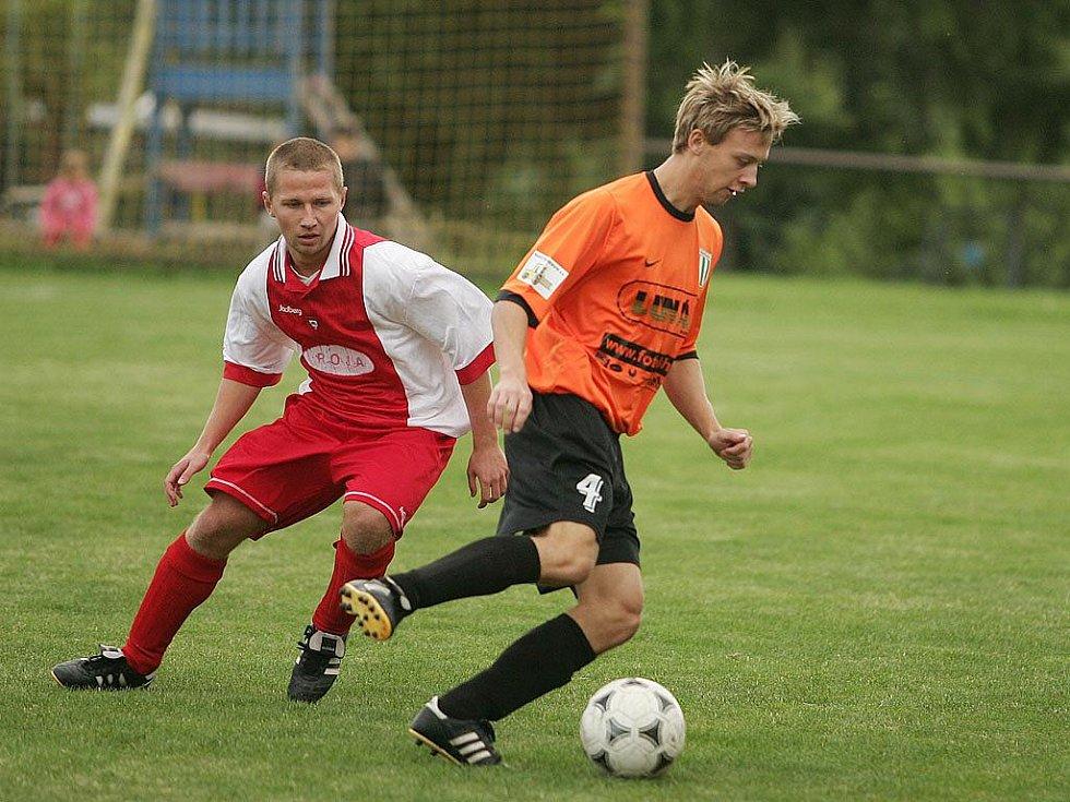 Fotbalisté rožďalovického Trnavanu jsou po polovině sezony v nejnižší krajské soutěži na páté příčce tabulky