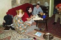 Cestopisné setkání v čajovně