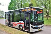 Dva nové midibusy Isuzu NovoCity Life nabídnou komfortní jízdu v centru Kolína.