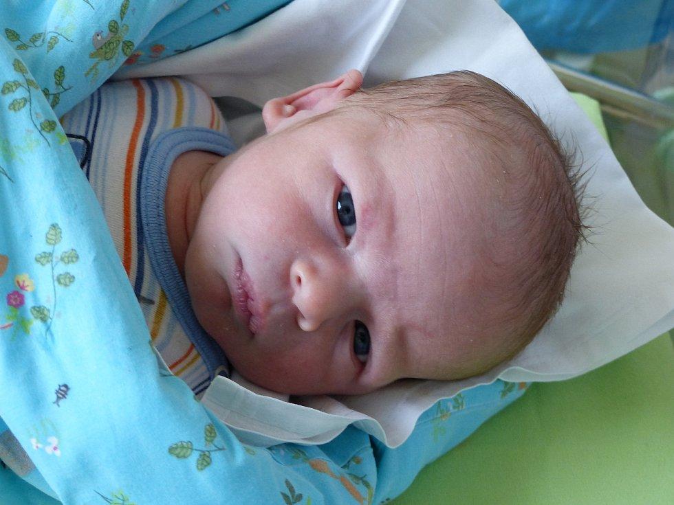 David Urban se narodil 2. dubna 2021 v kolínské porodnici, vážil 3530 g a měřil 52 cm. V Tatcích se z něj těší maminka Markéta a tatínek Jiří.
