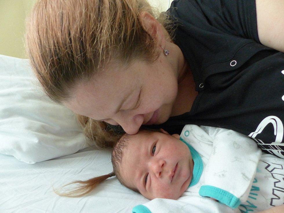 Michael Tyšer se narodil 31. března 2021 v kolínské porodnici, vážil 3560 g a měřil 50 cm. V Kolíně ho přivítala sestřička Mia (2) a rodiče Michala a Ondřej.