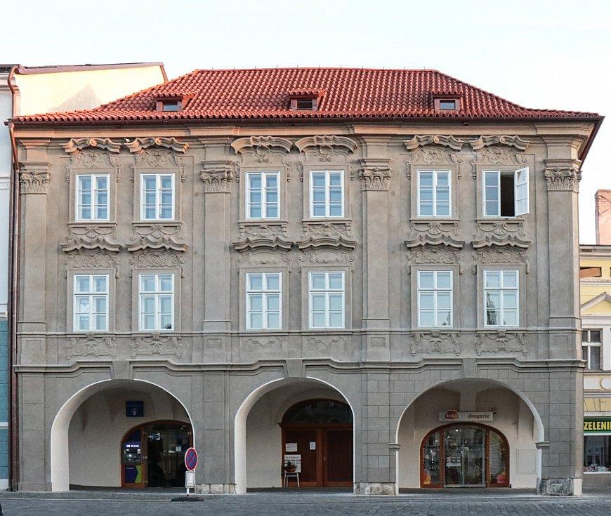Životní výzvou Jana Dufka byla rozsáhlá rekonstrukce historického Domu U Zlaté štiky.