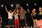Z dvanáctého ročníku TPCA Beat festivalu v Kolíně.