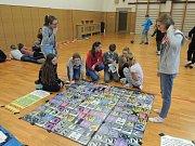 Na cestu po německých městech se žáci 4. základní školy Lipanská v Kolíně vydali ve středu 19. prosince.