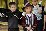 Čarodějnický den v mateřské školce Pohádka