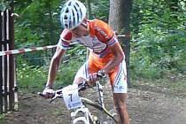 Filip Eberl skončil na vynikajícím třetím místě.