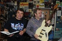 Staří rockoví mistři vyučovali rock and roll