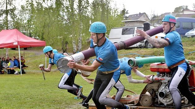 Hornokrutským sáním byl zahájen nový ročník Podlipanské ligy.
