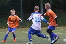 Z utkání FK Kolín U13 - Náchod (10:16).