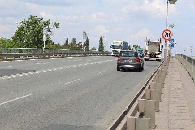 Nový most v Kolíně