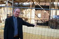 Rekonstrukce českobrodského kostela je v plném proudu