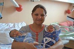 Dvojitou radost mají rodiče Lucie a Miloš z Bělušic. 14. července 2014 se jim narodila dvojčátka - chlapečci Miloš a Filip Stránský. Miloš vážil 2900 gramů a měřil 49 centimetrů, Filip měřil 45 centimetrů a vážil 2080 gramů.