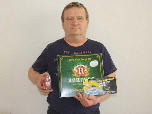 Vítězem 7. kola Fortuna Tip ligy se stal Zdeněk Lev, který získal poukázku od Fortuny v hodnotě 100,-Kč, dále upomínkový předmět od FAČR a karton piv značky Rohozec.