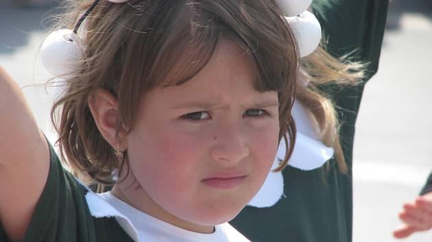 Den dětí v kolínském aquaparku