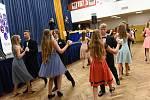 Z tanečních kurzů v Kolíně