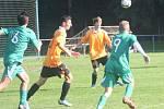 Z utkání FK Kolín (U17) - Meteor Praha (1:2).