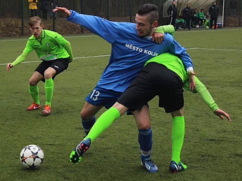 Z utkání FK Kolín U17 - Most (3:2).
