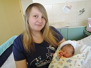 Miloš a Jiřina z Loukonos mají dceru. Karolína Hanková se narodila 21. listopadu s váhou 3705 gramů a výškou 50 centimetrů.