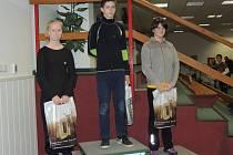 Filip Nepejchal opět ukázal svůj talent. Na střeleckých závodech skončil dvakrát na nejvyšším stupínku.