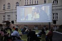 Letní kino v Českém Brodě