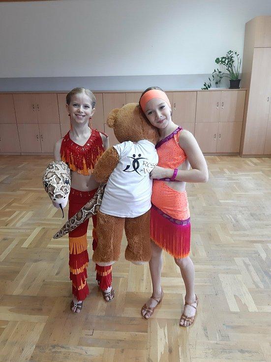 Duo Kateřina Ann Hannay a Anna Víšková