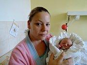 Tomáš Mikita se narodil 23. srpna 2017 s váhou 3360 gramů a výškou 50 centimetrů. Doma v Kolíně se na něj těšili maminka Daniela, tatínek Tomáš a sestřička Danielka (3).