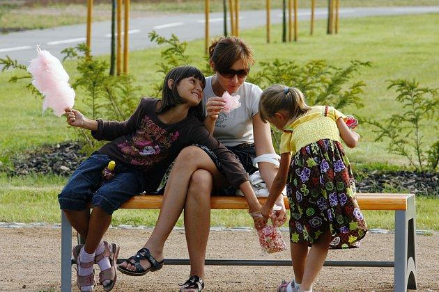 Park dostane novou tvář, aby mohl být pro obyvatele města příjemným místem.