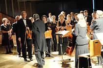 Odlehčený repertoár zabral u muzikantů i posluchačů