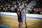 Z utkání BC Geosan Kolín - Ústí nad Labem (90:92).