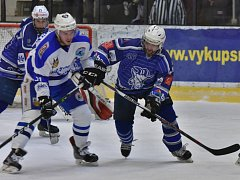 Hokejisté Kolína druhé domácí utkání zvládli. Vrchlabí porazili 4:2.