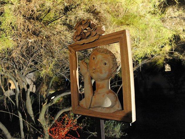 Bienále Keramického setkání pojmenované pro letošek Socha a prostor