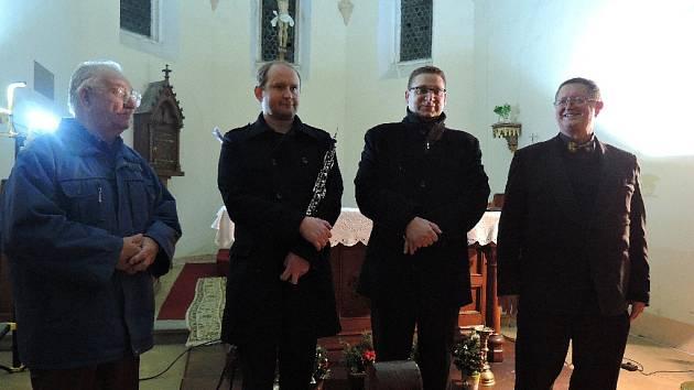 Adventní koncert v Radimi