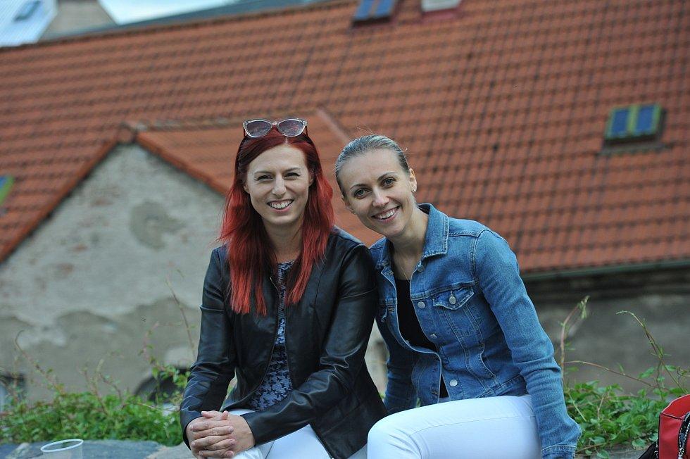 Letošní druhé kolínské sousedské setkávání - Otevřená ulice