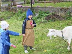 Lipecké děti čistily prameny i sehrály pohádku
